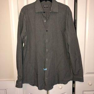 Kenneth Cole Slim Fit Dress Shirt